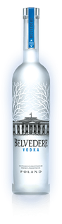Belvedere Vodka Night Saber Edition 1.75l